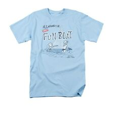 WHAMO FUN BOAT Officially Licensed Men's Graphic Tee Shirt SM-3XL