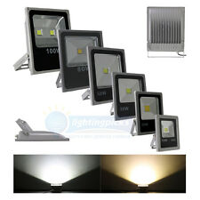 10W/20W/30W/50W/80W/100W LED Outdoor Yard Landscape Flood Light Waterproof