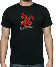 Marvels DEAD POOL T-shirt .... available in sizes up to 5XL FREE UK POST