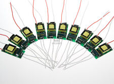 New 1-10pc 12-18x1W LED Driver Power Supply Built-in Constant Current AC85-265V