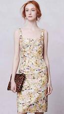 NEW Anthropologie Leifsdottir Aurelian Brocade Dress  Size 6-12-14