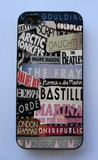 Arctic Monkeys,Bastille,Lana Del Rey Music Collage Case For Apple iPhone& iPod
