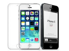Anti Scratch Clear Tempered Glass Film Screen Protector For iPhone 4 4S 5 5S 5C