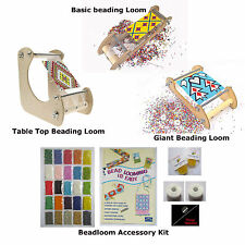 Basic Beading Loom, Giant Beading Loom, Table Top Beading Loom, Jewellery Making