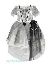 HALLOWEEN Bride Of Dracula Corpse Ghost Princess Witch Dress Party Fancy Costume