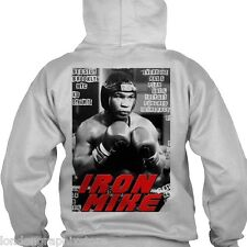 Boxing, Mike Tyson Hoodie, t-shirt, MMA, UFC, Thaiboxing, Muay Thai, men's