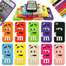 Fashion 3D Cute Lovely Pattern Soft Silicon Case Cover for Apple iPhone 4 4S J