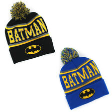 DC Comics Batman Infant Toddler Boys Knit Hat BTF48348ST One Size