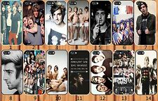 for iPhone 5/5s hard case cover All Time Low band - add message if you need 5c
