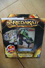Redakai Cards - Structure packs. 4 various sets. Includes 44 Blast 3D cards. New