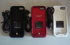 GENUINE MOPHIE JUICE PACK AIR FOR APPLE IPHONE 5 5S RECHARGEABLE BATTERY 1700mAh