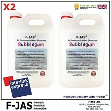 F-JAS® Air Freshener & Odour Eliminator 5L Double Pack - 2x 5L for £13.49 Each