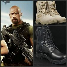 HOT Men's Special Forces Military Boots 511 Army Boots Tactical Combat Boots