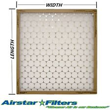 11-1/2 x 11-1/2 x 1 Disposable HVAC Air / Furnace Filter (11.5 x 11.5 x 1)