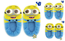 Despicable Me Minion Jorge dolls Cosplay warm Adult Slippers Plush Toy Shoes 3D