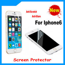Apple iphone 6s plus 4.7/5.5 Ultra clear Glossy Film Guard Screen protector