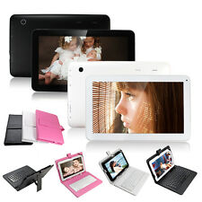 "10.1"" Android 4.4 Quad Core 16GB Tablet PC Cameras Bluetooth HDMI GPS+Keyboard"