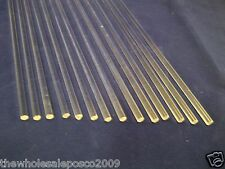 ACRYLIC CAKE DOWELS CLEAR PERSPEX WEDDING CAKE STACKING DECORATING FOOD SAFE ROD