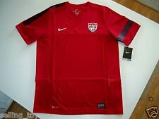 New with tag Nike Men USA national Soccer/Football training jersey 528497-604