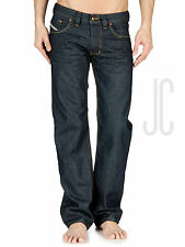 Diesel Larkee Regular Fit Mens Jeans - Dark Wash - 8Z8