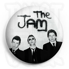 The Jam - In the City - Button Badge - 25mm Mod Badges with Fridge Magnet Option