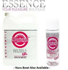 Mr Nori's Magic Gel Nuru Massage Moist & Authentic + Bowl - Same Day Dispatch -