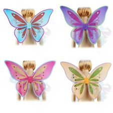 Child Fairy Wings Butterfly Dress Up Costume Props