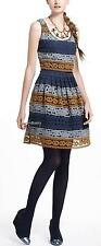 NEW Anthropologie Maeve Striated Lace Dress  Size 2-4-6