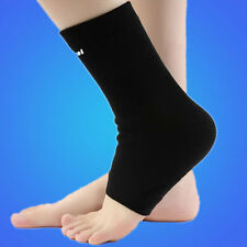 Ankle Support Brace Band Sports Gym Therapy Elastic Foot Compression Pain Relief