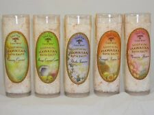 "ISLAND SOAP & CANDLE WORKS ""SOOTHING HAWAIIAN BATH SALTS"" - PICK YOUR FAVORITE!"