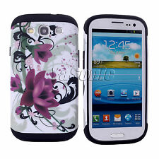 NEWEST Case Cover SKINS For Samsung Galaxy S3 i9300 Easy to install and remove