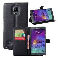Luxury PU Leather Wallet Card Holder Flip Stand Case Cover For Samsung Galaxy