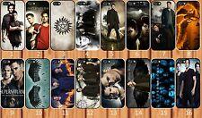 Supernatural Dean&Sam Winchester for iPhone 6 6+ 4S 5/5S 5C Samsung S3/4/5 case
