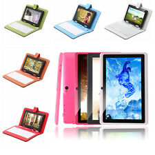 "iRulu 8GB Android 4.4 Quad Core Dual Cam eXpro X1 7"" HD Tablet PC /Keyboard"