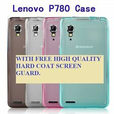 LENOVO P780 @15%DISCOUNT ( BUY 1 GET 3 FREE )##### SOFT TPU SILICON COVER.