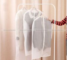 3pcs Dress Clothes Garment Suit Cover Bags Dustproof Storage Protector 3 Size