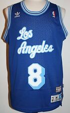 Kobe Bryant Los Angeles Lakers Royal Blue Soul Swingman #8 Throwback Jersey