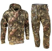 2 pc Kings Camo Pants & Hoodie Cotton Bundle Mountain Shadow Mens Hunting Lot