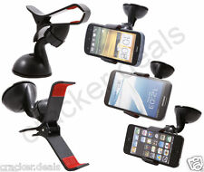 360 Rotating Suction Universal Car mobile phone holder for MP4 Mobile GPS PDA