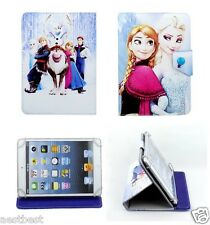 """Cute Frozen Cartoon Leather Case Cover For 7"""" 7 Inch Pioneer R1 Tablet"""