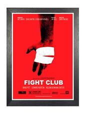 Fight club 22 - dvd cover classic film - A3 Poster