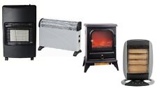 Oil Filled Radiator Electric Stove Halogen Heater Fireplace 600/800W/1500W/2000