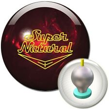Storm Super Natural Bowling Ball New 15 LB Excellent For Dry Lanes.