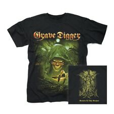 GRAVE DIGGER - RETURN OF THE REAPER - IMPORT 2 SIDED BAND SHIRT 2014 NEW