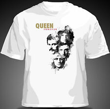 QUEEN FOR EVER 100% COTTON T-SHIRT - EXCELLENT!!!