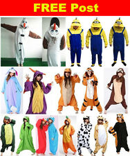Animal Pikachu Kigurumi Pajamas Cosplay Onesie Pyjamas Costume Adult Unisex Suit