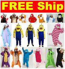 Mens Ladies Womens Onesie Adult Animal Onesies Onsie Kigurumi Pajamas Pyjamas