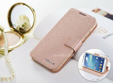 Luxury Wallet Leather Case Cover For Samsung Galaxy Note 4 3 2 III Neo S5 S4 S3