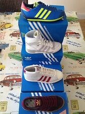 ADIDAS COLLECTORS PROJECT, HYPER RARE, ALL FOUR IN THE SERIES LTD EDT & SOLD OUT