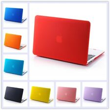 "Rubberized Hard Matte Case Cover Skin (No Cut-out) For MacBook White 13"" A1342"